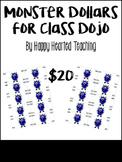 ClassDojo Dollars-$20
