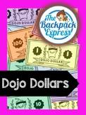 Dojo Dollars    Printable Class Dojo Money   PBIS Classroom Economy