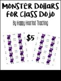ClassDojo Dollars-$5