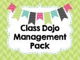 Class Dojo - EDITABLE Complete Management Plan Kit
