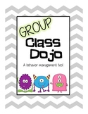 Class Dojo- Groups!
