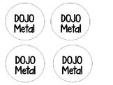 "Class Dojo ""Metals"""