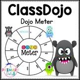 Class Dojo Meter: Editable Class Points Tracker