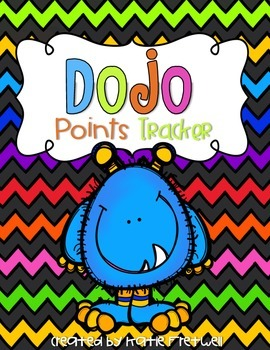 Class Dojo Points Tracker
