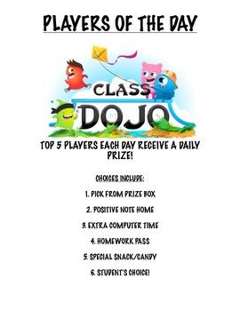 Class Dojo Posters