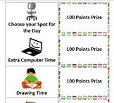 Class Dojo Prizes