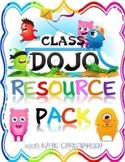 Class Dojo Resource Pack