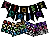 Class Dojo Reward Board (editable!)