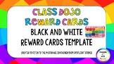 Class Dojo Reward Cards