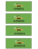 Class Dojo Reward Labels
