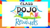 Class Dojo Reward Printable for Bulletin Boards