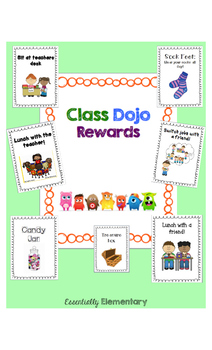 Class Dojo Rewards