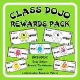 Class Dojo Rewards Pack & Dojo Dollars