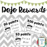 Class Dojo Rewards (editable) *FREEBIE*