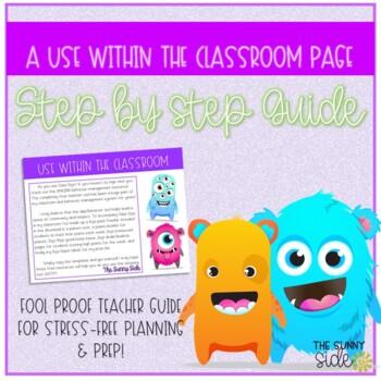 Class Dojo Starter Pack -- FREEBIE!