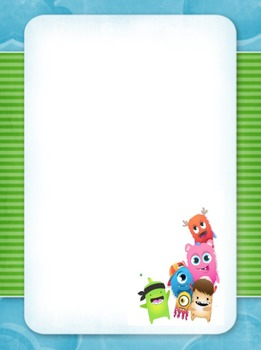 Class Dojo - Stationary/Printer Paper