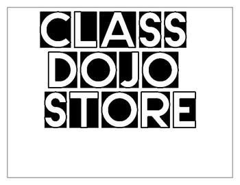 Class Dojo Store