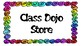 Class Dojo Store Rainbow Bulletin Board Set