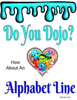 Class Dojo Themed Alphabet Line