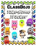 Class Dojo Tracker