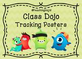 Class Dojo Tracking Posters *FREEBIE*