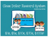 Class Dollars and Wallet- Super Kid