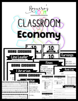 Class Economy Resource Pack
