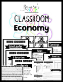 (Back to School) Class Economy Resource Pack
