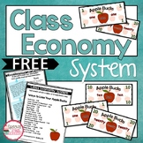 Free Class Economy Set for Classroom Management