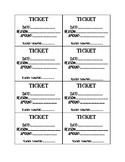 Class Economy Tickets