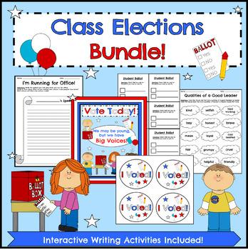 Class Election Bundle