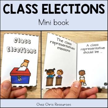 Class Elections MiniBook