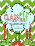 Class Elf Holiday Writing Activities