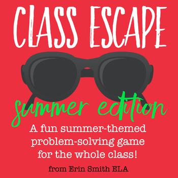 Class Escape Summer Edition