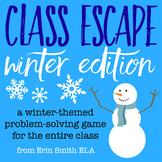 Class Escape: Winter Edition