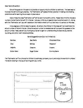 Class Estimation Jar