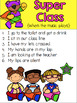 Class Expectation Posters {Editable} for Aussie Kids