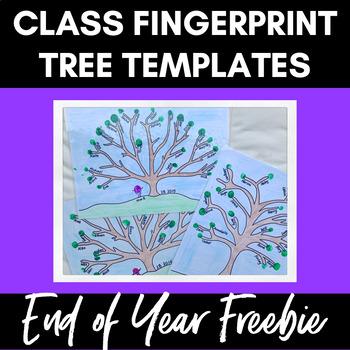 Class Fingerprint Trees