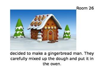 Class Gingerbread Book
