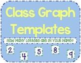 Class Graph Templates