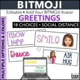 Social Distance Greetings