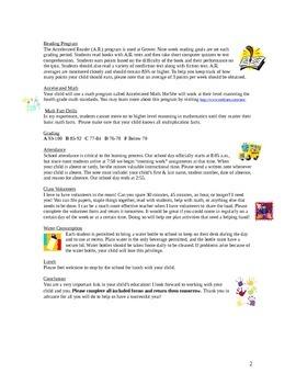 Class Handbook EDITABLE