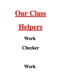 Class Helpers Captions