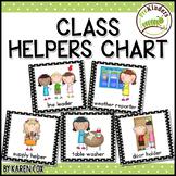 Class Helpers Chart