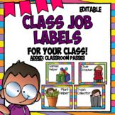 Editable Labels   Class Jobs   Whimsical Decor   Class Helpers