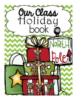 Class Holiday Book- Freebie!
