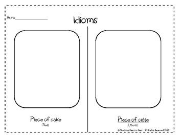 Class Idiom Activity