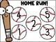 Class Incentive | Class Reward | Behavior Chart - Baseball Home Run