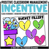 Class Incentive | Class Reward | Behavior Chart - Bucket Filler