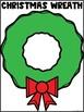 Class Incentive | Class Reward | Behavior Chart - Christmas/Holiday Wreath